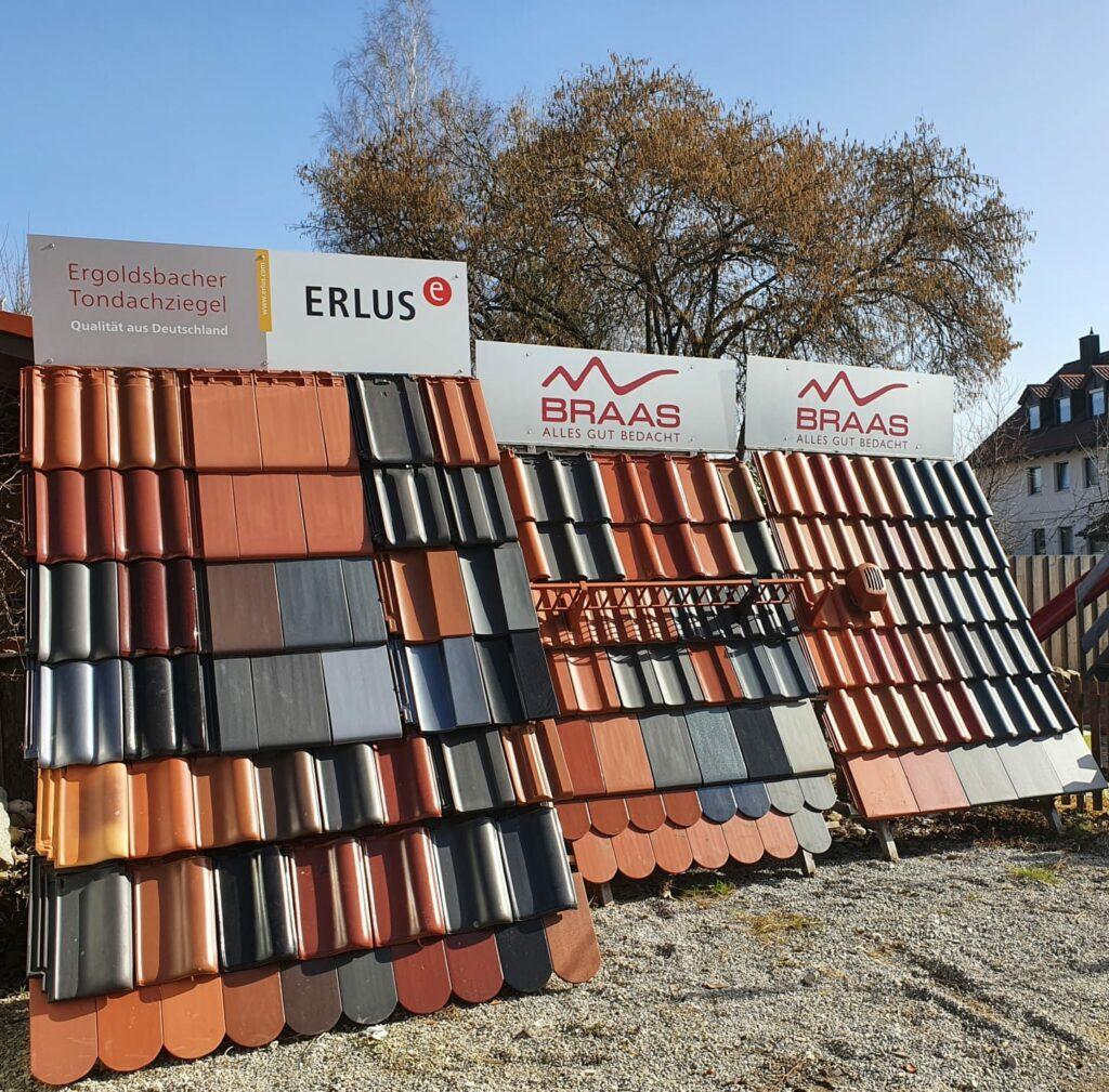 Dachplatten Ausstellung