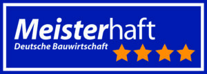 Meisterhaft vier Sterne Logo