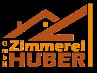 Huber Zimmerei Logo transparenter Hintergrund